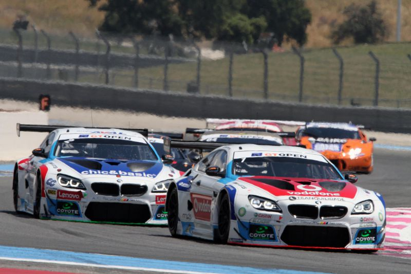 GT Open & Eurofórmula Open – Paul Ricard 2016