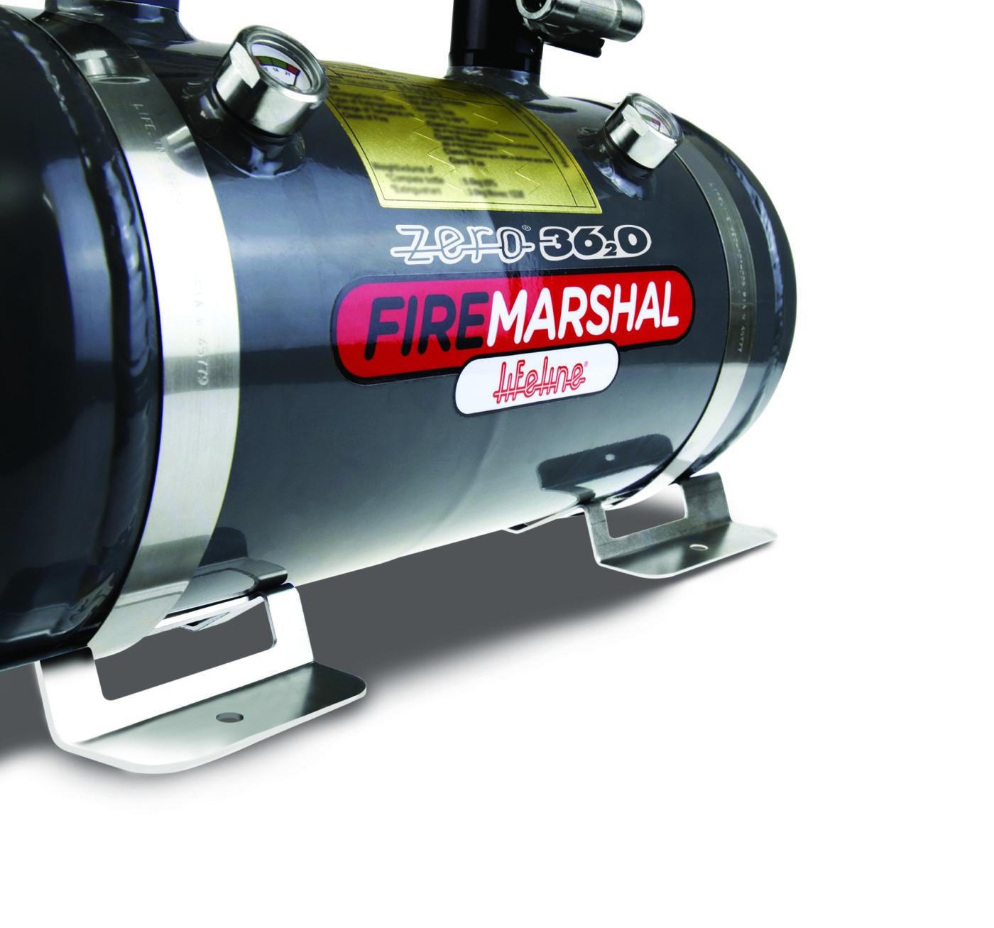 Nuevos sistemas de extinción Lifeline Zero 360 Marshall