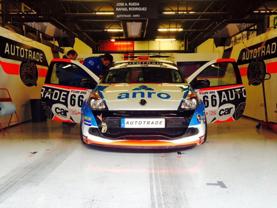 Circuito de Montmeló –  CER y Clio Cup España