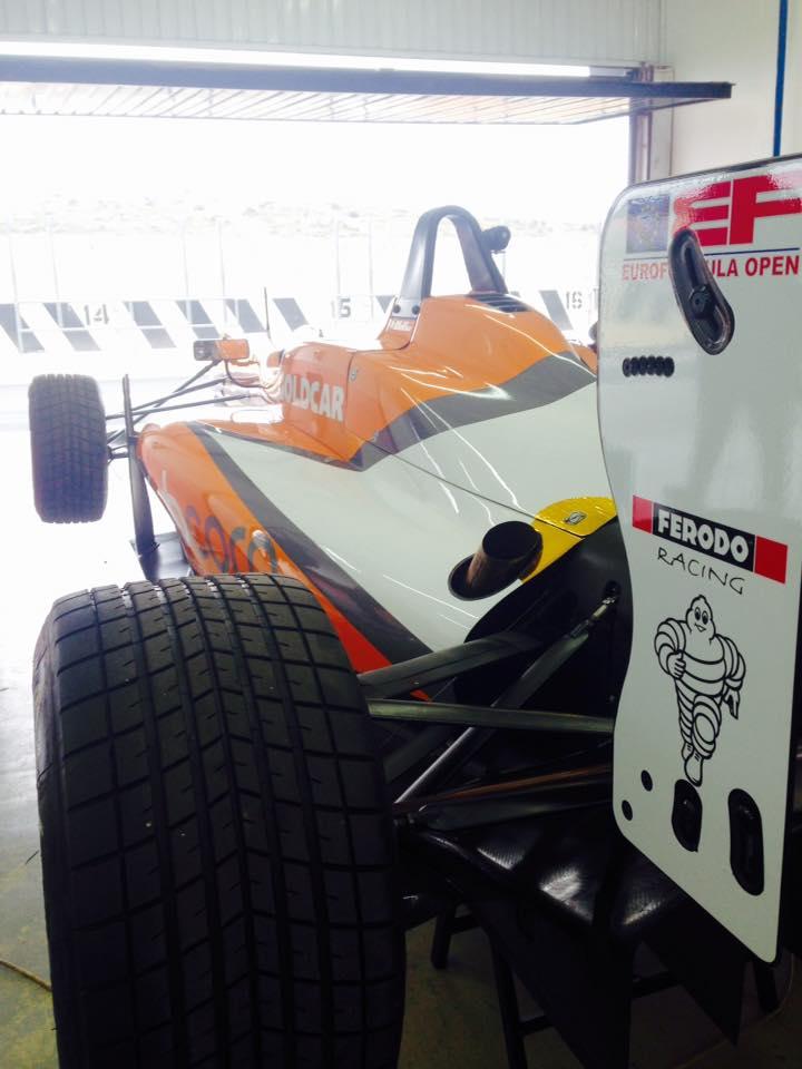 Circuito Ricardo Tormo – Test pretemporada F3 y F4