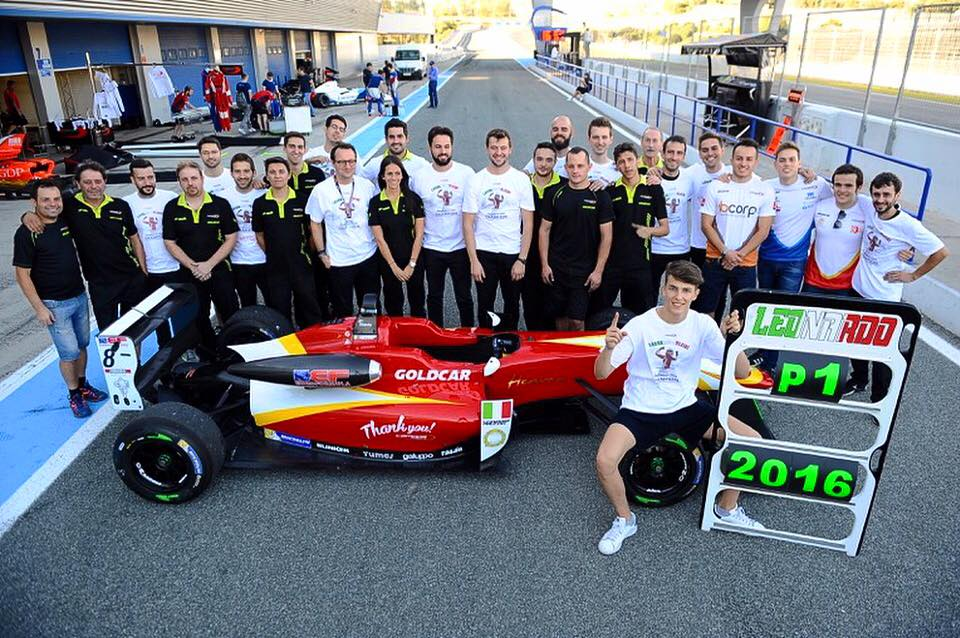 Master Técnico Especialista en Motorsport by Campos Racing