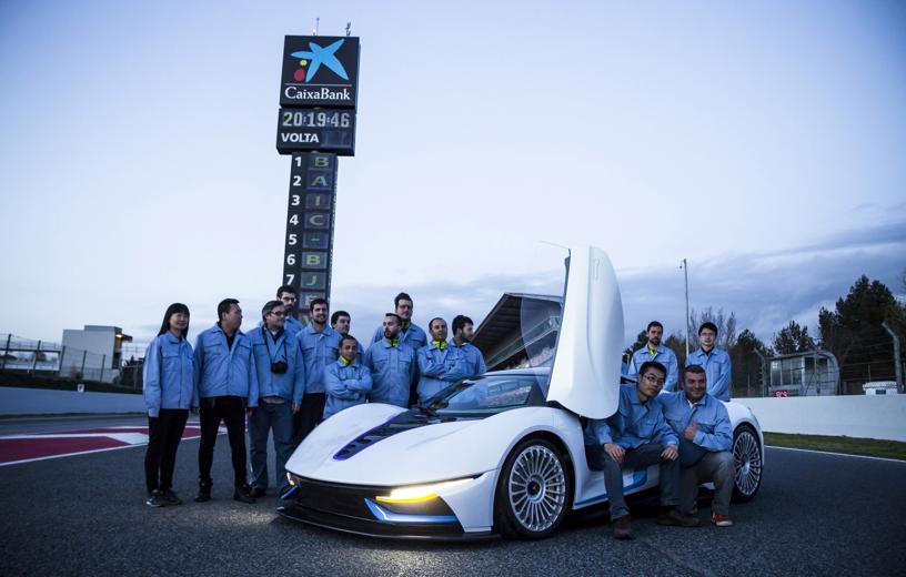 Prototipos – Baic el deportivo chino que planta cara a Tesla