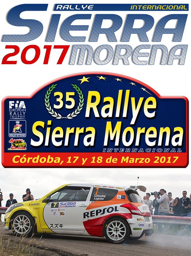 35 Rallye Sierra Morena
