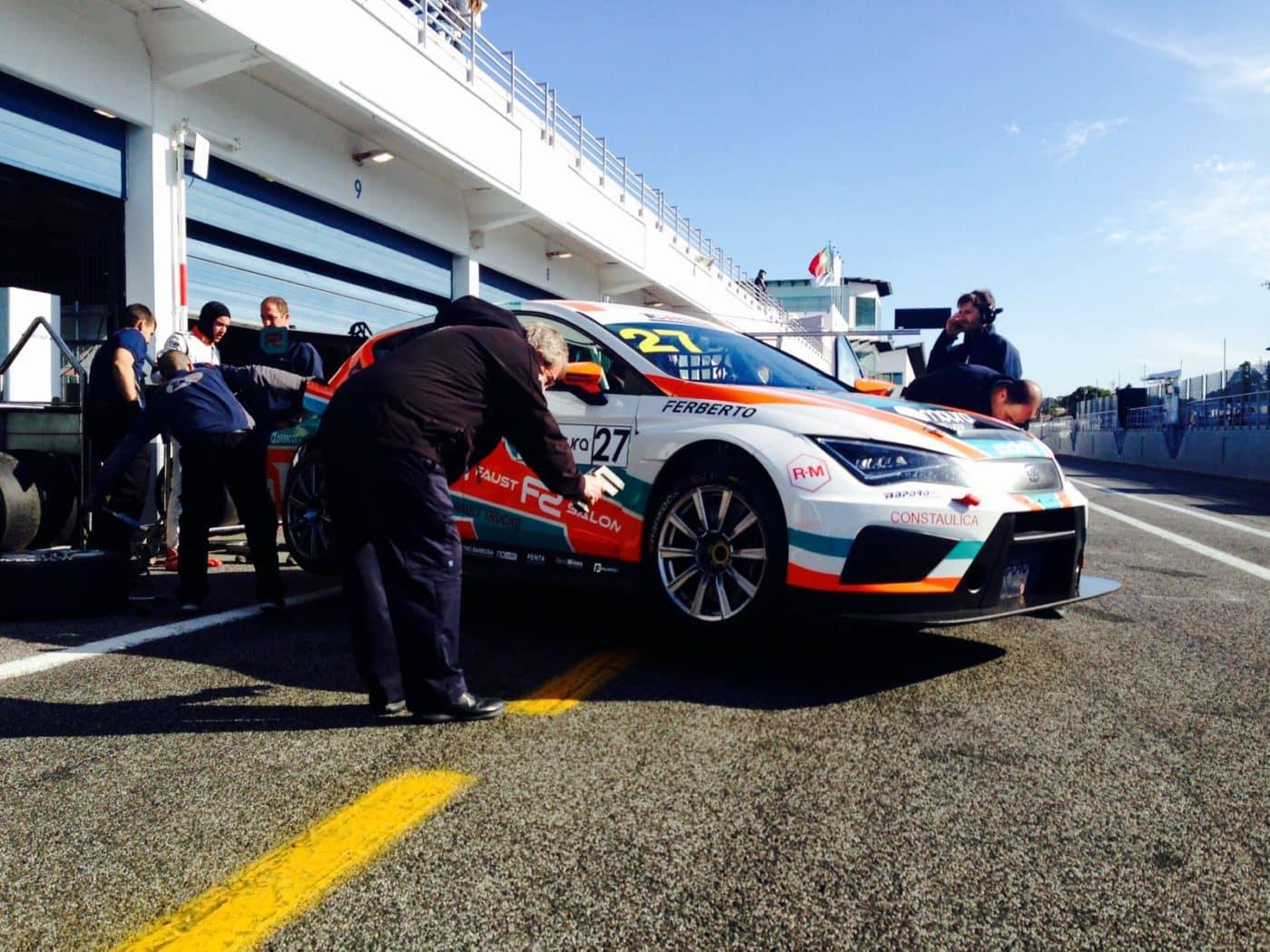 Circuito Internacional de Estoril – TCR Ibérico – Eurofórmula y GT Open