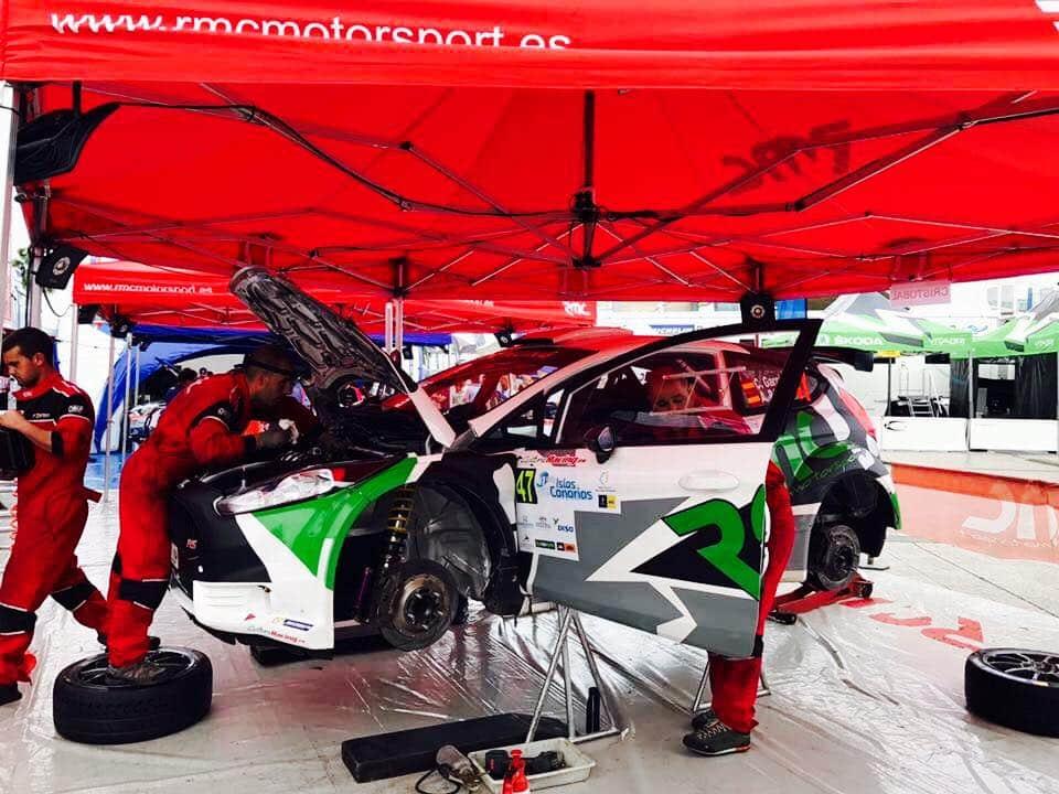 41 Rally Islas Canarias