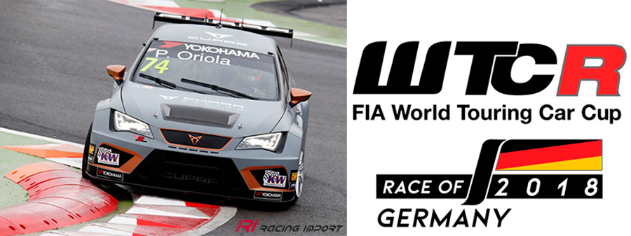 WTCR Nürburgring 2018