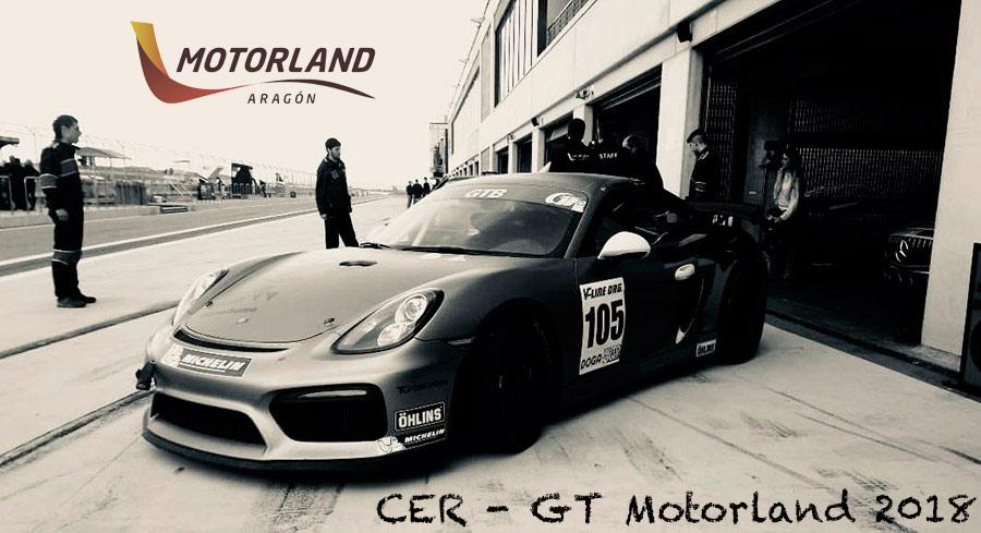 CER – GT  Motorland 2018