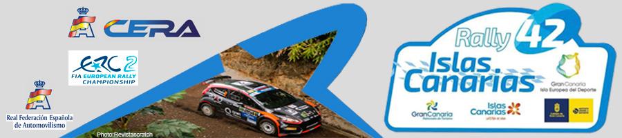 Rally Islas Canarias Valedero 2018