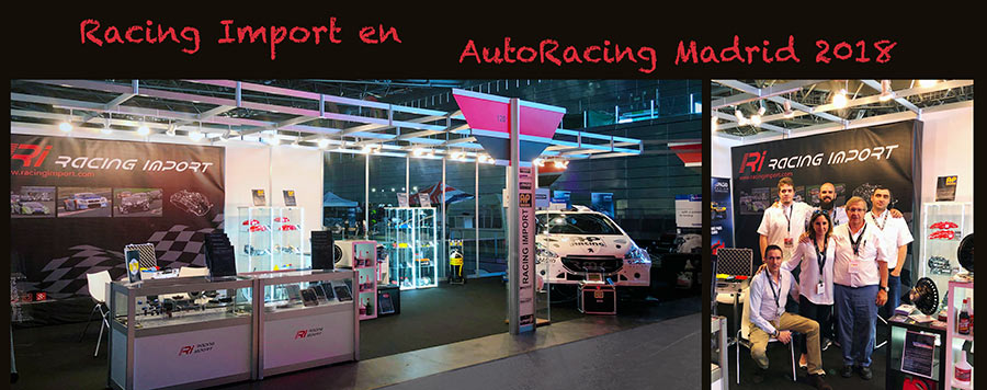 AutoRacing Madrid 2018