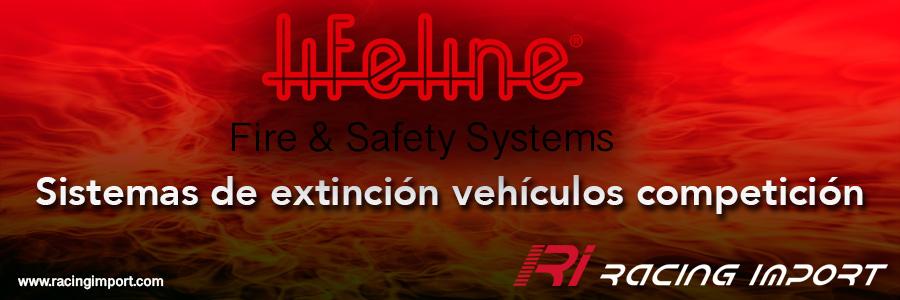 Sistemas de Extinción Lifeline